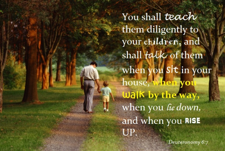 father-and-child-walking-deuteronomy-6-7